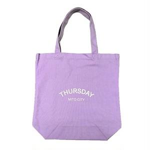 THURSDAY - ARCH TOTE BAG (Light Purple)