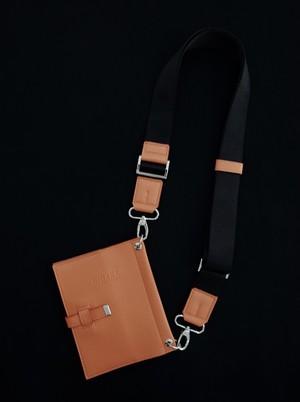 【HIDAKA】Book cover bag