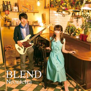 CD『BLEND』(4th Mini Album)
