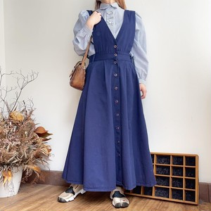 US made navy overalls dress