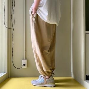 marmari リラックスイージーパンツ beige