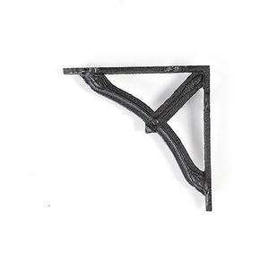 【S555-353-12】Bow bracket 12 #ブラケット #アイアン #シンプル