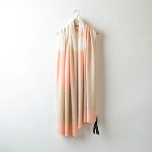 D&B GRAPHICAL STOLE AIRY 3 COLORS (Pink)  DBA0009