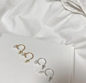 [即納]royal pearl pierce