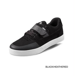 AFTON VECTAL SHOE  BLACK/HEATHRED