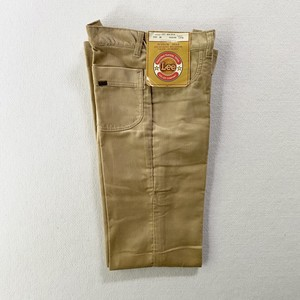 70's Lee | dead stock summer corduroy flare pants