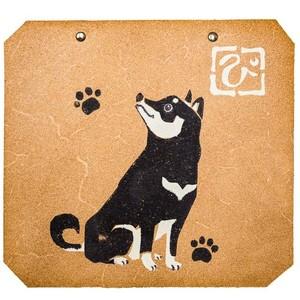 柴犬のトイレットペーパーホルダーカバー