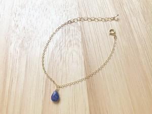 14kgf Lapiz Lazuli bracelet