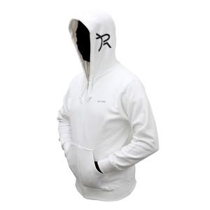 Jr.ジップアップパーカー(ホワイト)