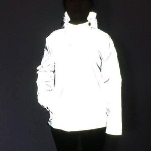 "NEWPHARAOH ""Night-Light Rainproof Jacket"""