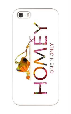 WEB限定 Flower Logo 携帯ケース iPhone5 / 5s / SE