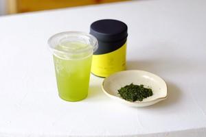2018NEW あさつゆ - 深蒸し煎茶 - 30g(茶缶)