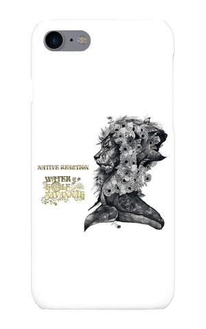 iPhone7/8ケース/WATERHOLE SAVANNAH/NATIVE REACTION