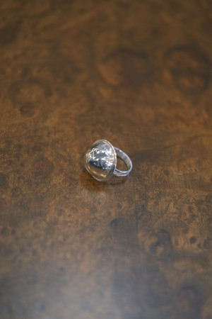 【touareg silver】ring-b