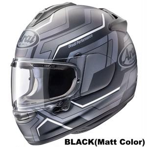 ARAI VECTOR-X PLACE BLACK(Matt)