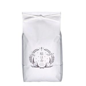 定期便 金のかえる白米 5Kg【コシヒカリ】無農薬・化学肥料不使用