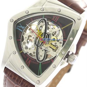 コグ COGU 腕時計 メンズ BNTS-BKC 自動巻き ブラック ブラウン ブラック