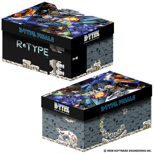 R-TYPE Special Chronicle Box (A-Type)  / GAMES GLORIOUS