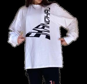 【SKANDHAL】ROMA ロングスリーブTシャツ【ホワイト】【新作】イタリアンウェア《M&W》