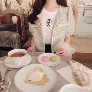 【受注6/17日まで】Sweemy original Tee(White)