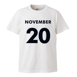11月20日