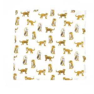 LE PETIT LUCAS DU TERTRE - ナプキン - Yellow Jaguar