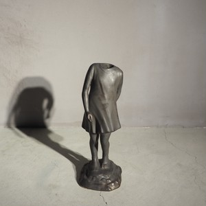 Still Life Girl Vase BK