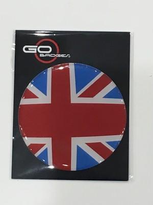 MINI ゴーバッジ(ドームバッジ)FLAG UK HERITAGE