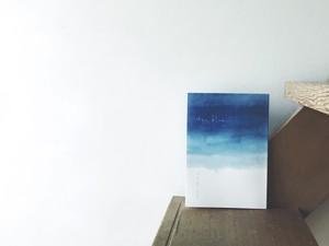 詩画集 too blue