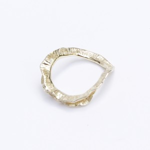 conoa (コノア) さざなみの指飾り gold