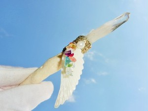 【マジカルワンド】祝福の虹の羽根
