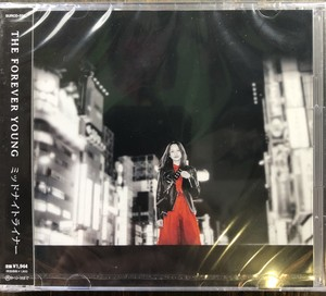 THE FOREVER YOUNG/ミッドナイトライナー CD STEP UP RECORDS エバヤン
