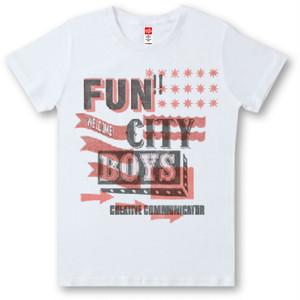 #388 Tシャツ FUN