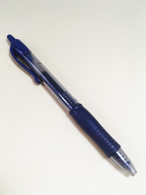 PILOT G2 Assorted Colors Gel Pen Navy