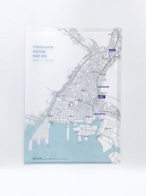 水辺荘 YOKOHAMA MIZUBE MAP #02