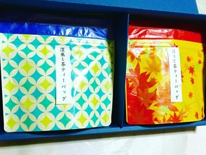 賀春茶セット ティーバッグセット