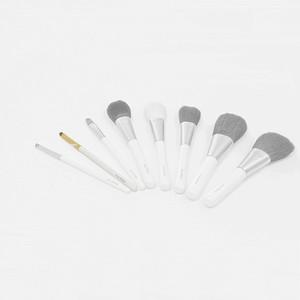 熊野化粧筆 シャドウライナーブラシ PW パールホワイト