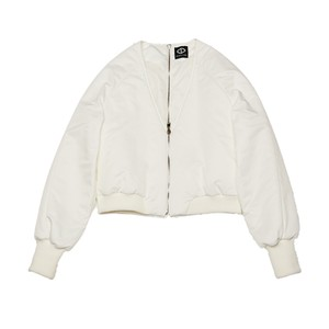 Union Blouson (White)