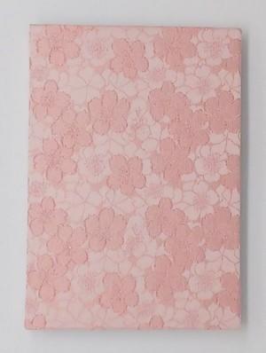 御朱印帳 桜の柄