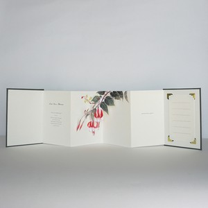 "gift book ""Fuchsia"""
