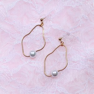 cloud earrings【simple collection】