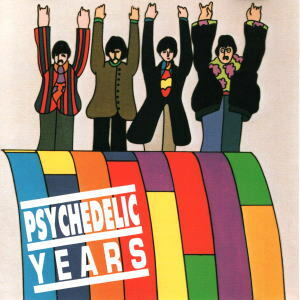 THE BEATLES / PSYCHEDELIC YEARS VOL.2