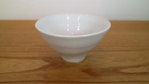 練り上げ茶碗 桜