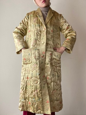 "Vintage China Gown Style Coat  ""Dead Stock"""