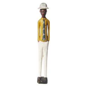 おおきなコロン人形 黄 / Colon Statue Size-L Yellow