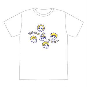 クレヨンしんちゃん×マカロニえんぴつ マカロニ クレヨン Tシャツ 2021映画