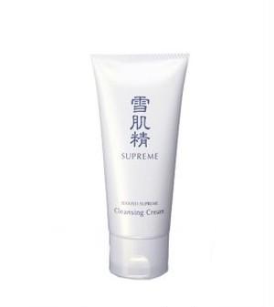 コーセー 雪肌精 シュープレム クレンジングクリーム(ふきとり・洗い流し両用) 140g