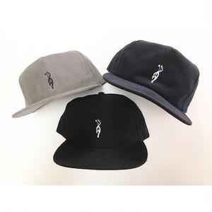 孔雀Stick top / corduroy cap