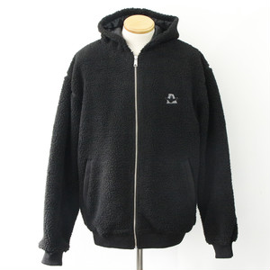 【Mark Gonzales】BOA FULL ZIP HOODIE (BLACK)