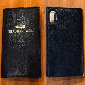 【GLAD HAND】グラッドハンド  「i PHONE X CASE」 i Phone X ケース